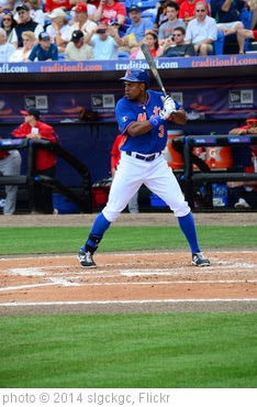 'Curtis Granderson' photo (c) 2014, slgckgc - license: https://creativecommons.org/licenses/by/2.0/