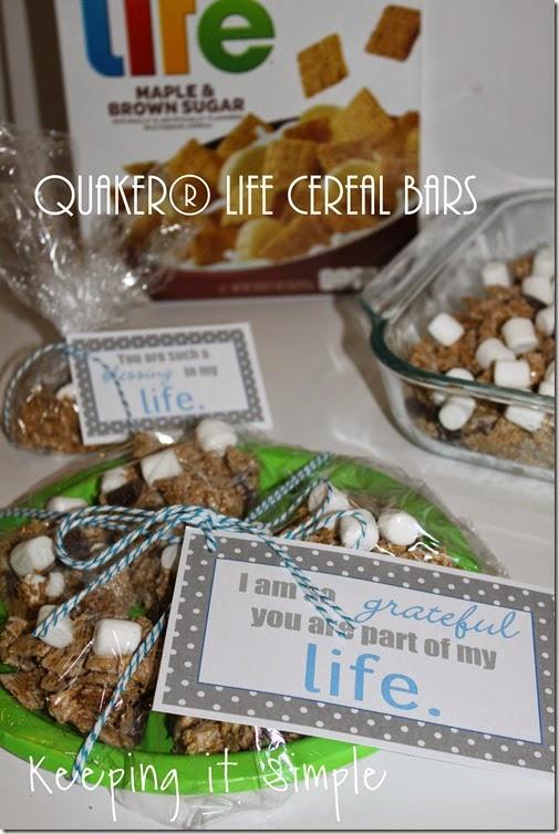 #spon Quaker-Life-Cereal-Bars #QuakerUp