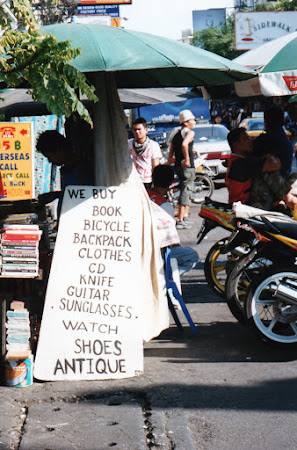 Imagini Bangkok: Cumparam orice in Bangkok