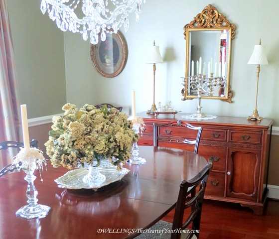 The dining room dwellings heart of your home