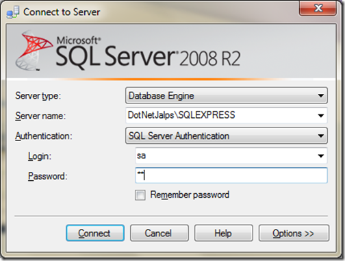 SQLServer