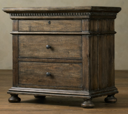 Monica wants it a lifestyle blog restoration hardware for Restoration hardware furniture manufacturer