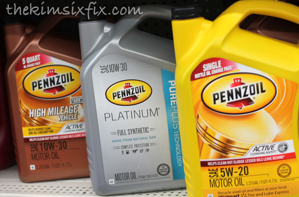 Is your car winter ready 10 simple things to check the for Types of motor oil