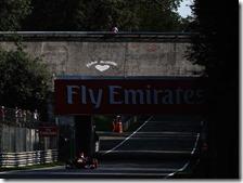 Vettel conquista la pole del gran premio d'Italia 2013