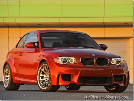 BMW 1-Series M Coupe US Version6