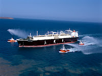 Global LNG supply will grow at 4.5% per year to 2030, more than twice as fast as total global gas production. Liquefied natural gas will account for fully one-fourth of global supply growth from 2010 to 2030, compared to 19% for 1990 to 2010. BP's British Trader LNG carrier is shown here.