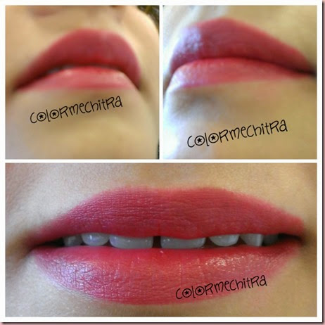 Chitra Pal Essence Long Lasting Lipstick Adorable Matt (4)