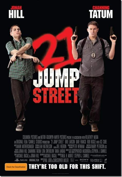 21 Jump Street สายลับร้ายไฮสคูล [HD Master]