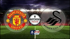 Ver Online Ver Manchester United vs Swansea City / 16 de Agosto 2014) (HD)