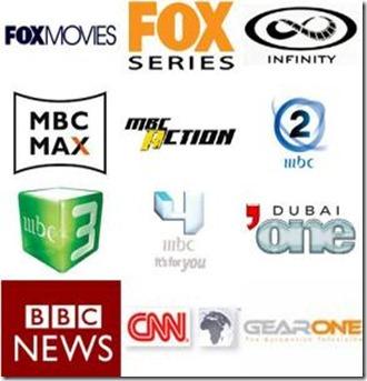 tv logos nilesat