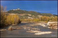 Fiume Marecchia e Montebello
