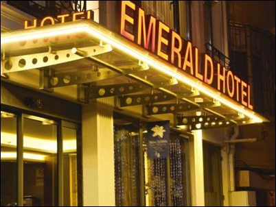 فندق اميرالد اسطنبول