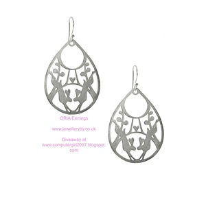 computer girls musings giveaway earrings