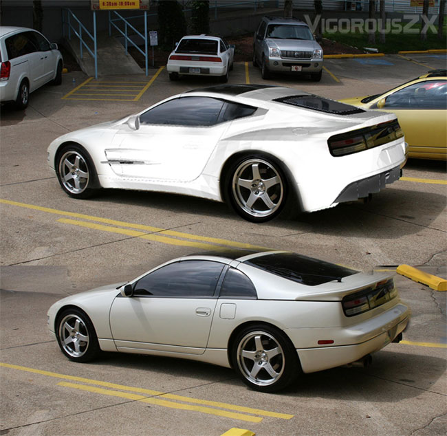 New Body Kits For Z31 300zx