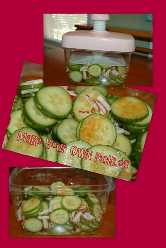 Make Your Own Pickles