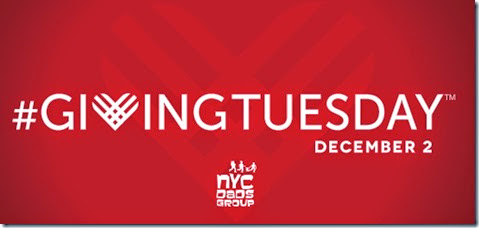 Giving Tuesday NYC Dads Group