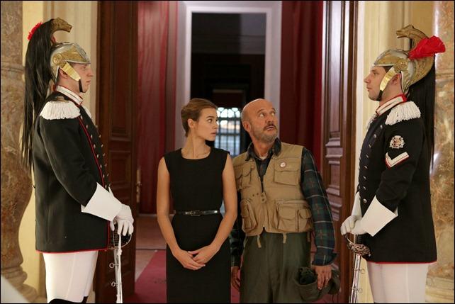 Benvenuto Presidente – Povero Garibaldi