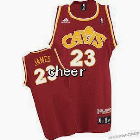 Wholesale Cheap NBA Throwback Jersey Cleveland Cavaliers #23 James Red Jersey Lt6688.jpg