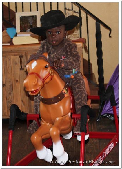 Kiefer cowboy