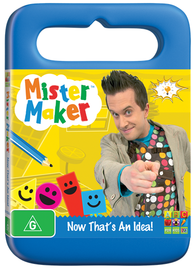 Mister Maker - Now That's An Idea