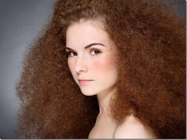 Da pra reduzir o volume do cabelo sem químicas?