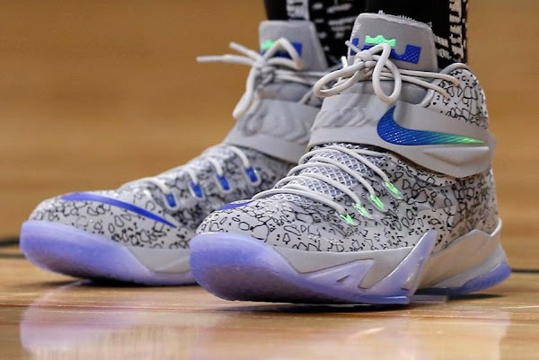 Nike Zoom LeBron Soldier 8 8211 8220Rising Stars8221 PE
