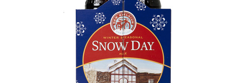 image of Snow Day courtesy of New Belgium Brewing Company