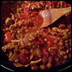 lentilchili