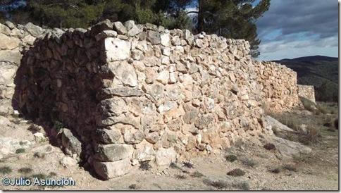 La Bastida de les Alcusses - Torre