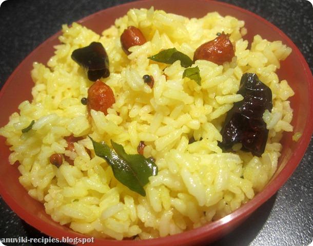 Lemon Rice 9