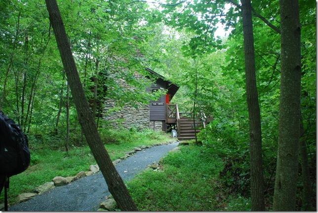 08-29-2011 B Shenandoah NP Rapidan Camp Tour 065