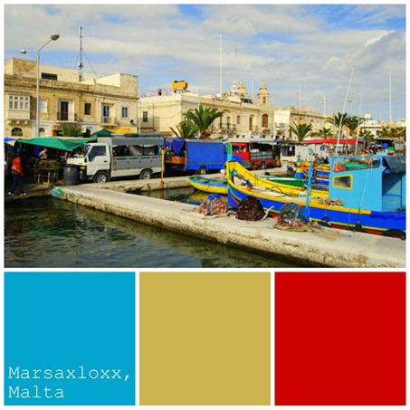 Malta colours