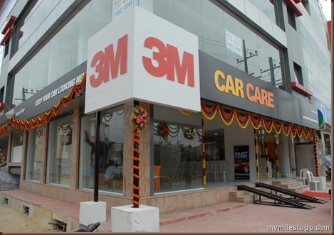 3M Car Care Center India