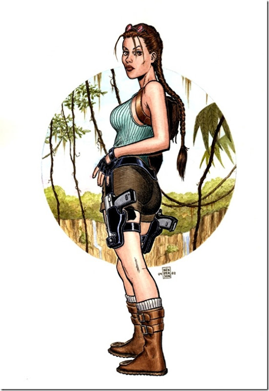 Lara Croft (10)
