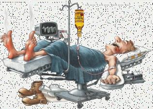 homem acorda do coma e fala para sua compnheira, a esposa