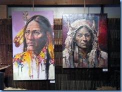 9901 Alberta Calgary Stampede - Western Oasis in BMO Centre - Western Art