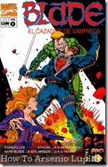 P00009 - BLADE the vampire hunter #9