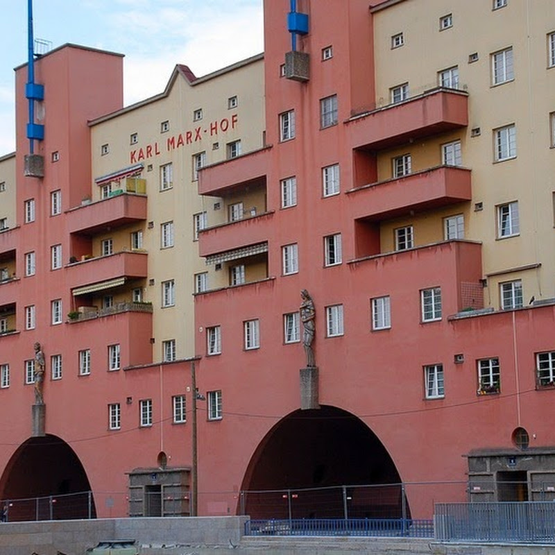 Karl Marx-Hof: The Kilometer Long Residential Building