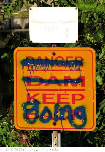 'KEEP GOING' photo (c) 2011, marc falardeau - license: http://creativecommons.org/licenses/by/2.0/