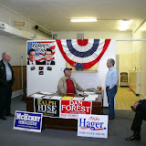 Rutherford County GOP Headquarters - 10/18/12