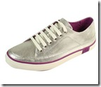 Fitflop Super T Trainer Metallic Leather