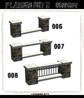 Planter Set 2 III (shyguy) lassoares-rct3