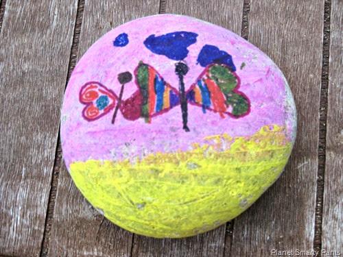 Rock Art 5 Year Old