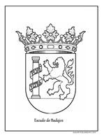 escudo de badajoz 1