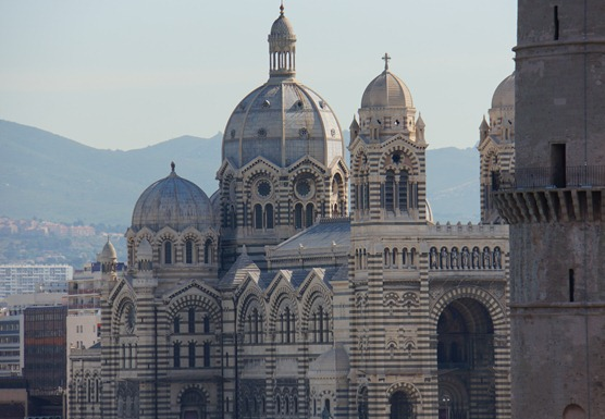 Marseill Cathedral