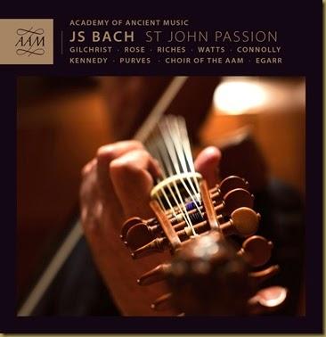 Bach Pasion San JUan Egarr