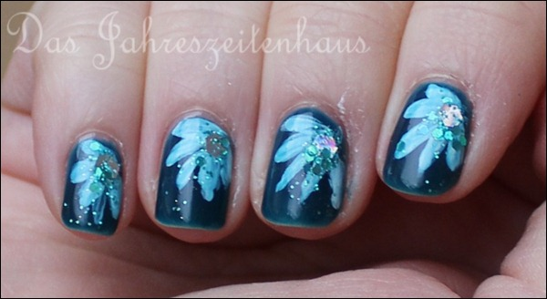 Nageldesign Deep Ocean 8