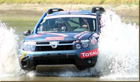 Dacia Duster Balkan Bresau Rally 2012 02