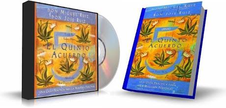 EL QUINTO ACUERDO, Don Miguel Ruiz [ Audiolibro + Libro ] – Una guía práctica para la maestría personal. Un libro de la Sabiduría Tolteca.