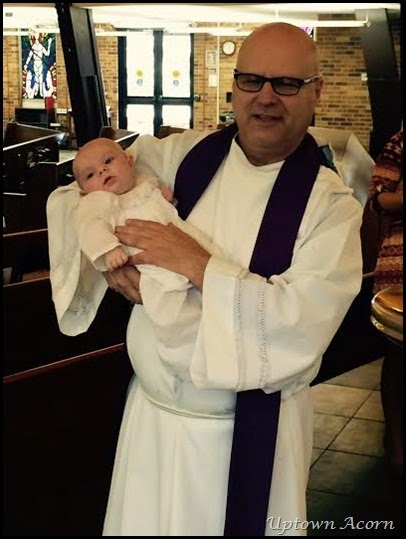Fr. Dean and John